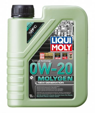 Liqui Moly Molygen New Generation 0w20 spec. 1l