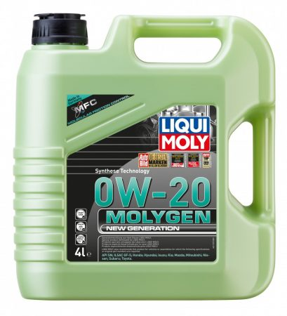 Liqui Moly Molygen New Generation 0w20 spec. 4l