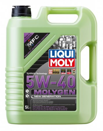 Liqui Moly Molygen New Generation 5w40 spec. 5l