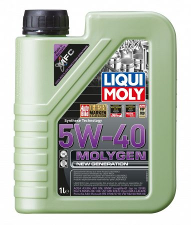 Liqui Moly Molygen New Generation 5w40 spec. 1l